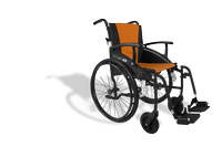 Excel Logic Wheelchair (crash tested)